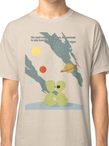 Carl Sagan Alien Love Classic T-Shirt
