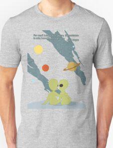 Carl Sagan Alien Love T-Shirt