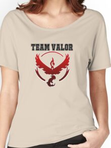 Team Valor Jersey/School Style Women's Relaxed Fit T-Shirt