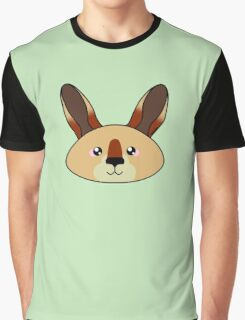 Kangaroo - Australian animal design Graphic T-Shirt