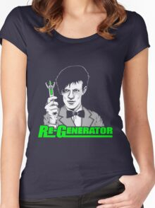 Re-Generator Women's Fitted Scoop T-Shirt