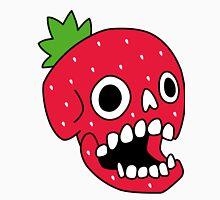 Strawberry Skull Unisex T-Shirt