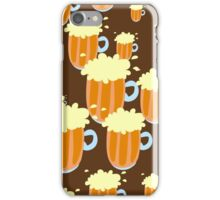 Pattern Food and drinks iPhone Case/Skin