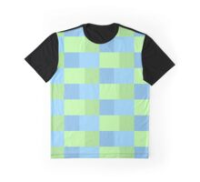 Checkered tablecloth seamless pattern Graphic T-Shirt