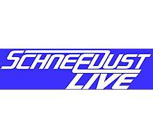 SchneeDust LIVE Photographic Print