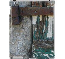 Charroux Faded Window iPad Case/Skin