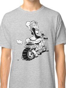 Lollipop Girl Classic T-Shirt