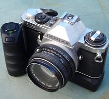 Pentax ME super SE by BigAndRed