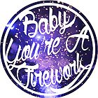 Baby You're A Firework by Winter Enright