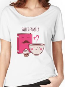 Sweet Family Women's Relaxed Fit T-Shirt