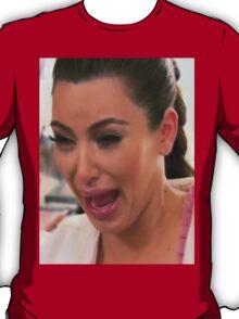 Kim Kardashian Face 2 T-Shirt