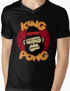 King Pong rio Mens V-Neck T-Shirt