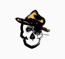 Skull with Fedora Classic T-Shirt