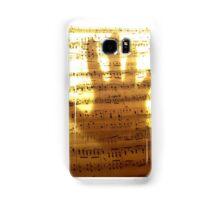 Music Samsung Galaxy Case/Skin