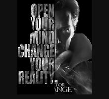 Open Your Mind. Change Your Reality  Unisex T-Shirt