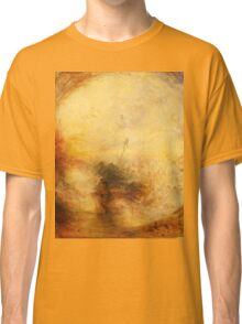 Light and Colour by JMW Turner Classic T-Shirt