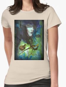 BELIAL Womens Fitted T-Shirt