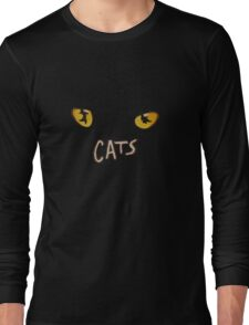 CATS! Long Sleeve T-Shirt
