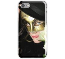 Glamorous Assistant #2 iPhone Case/Skin