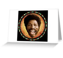 RUDY RAY MOORE T-Shirt Dolemite  Greeting Card