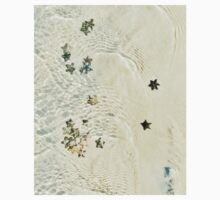 Stars In The Sand One Piece - Short Sleeve