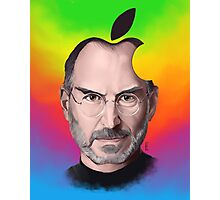 Steve Jobs Photographic Print