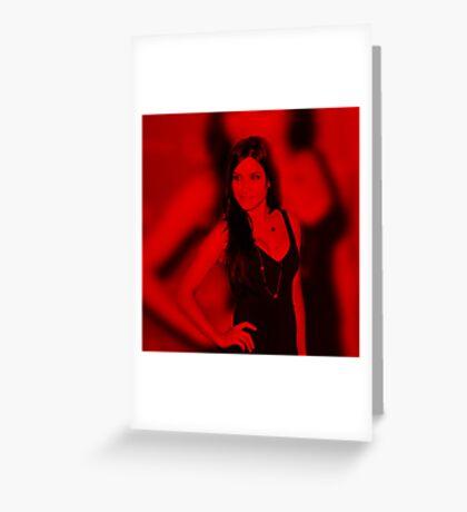 Sophia Bush - Celebrity Greeting Card