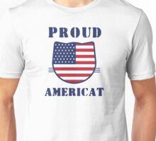 Proud Americat Unisex T-Shirt