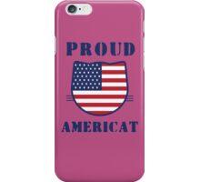 Proud Americat iPhone Case/Skin