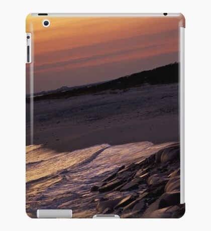 Warm Waves iPad Case/Skin