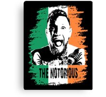 The notorious ireland Canvas Print