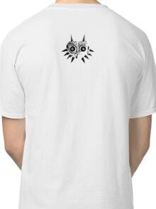 Majora's Mask (Black) Classic T-Shirt