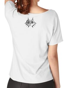 Majora's Mask (Black) Women's Relaxed Fit T-Shirt