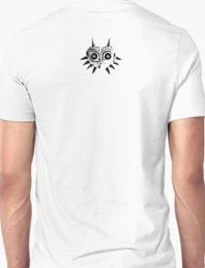 Majora's Mask (Black) Unisex T-Shirt