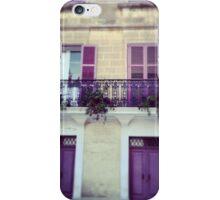 Malta, st. Julian building  iPhone Case/Skin
