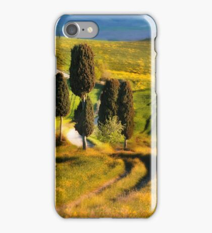 Impression from Toscany iPhone Case/Skin