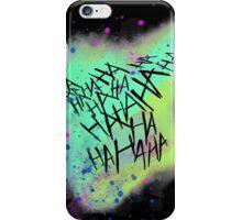Suicide Squad Joker Harley Quinn iPhone Case/Skin