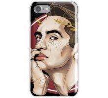 Golden Days Breb iPhone Case/Skin