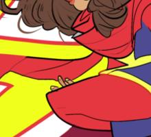 Miss Marvel Sticker