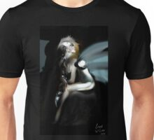 Silver Lining [Android, Digital Figure Art] Unisex T-Shirt