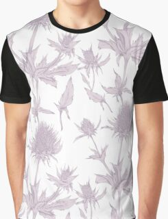 Vintage Thistle Graphic T-Shirt