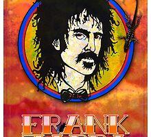 Frank Zappa by javajohnart