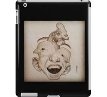 Chicken Face iPad Case/Skin