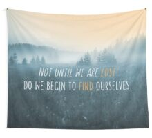 Lost in Serenity Wall Tapestry