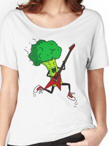Brock'oli Brocks! Women's Relaxed Fit T-Shirt