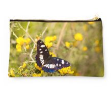 Southern White Admiral butterfly (Limenitis reducta) Studio Pouch