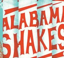 alabama shakes - sound and color Sticker