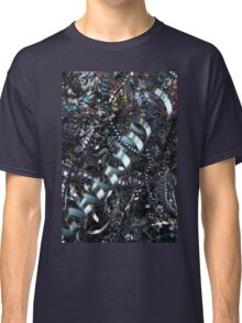 Abstract Industrial Background Classic T-Shirt
