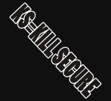 League of Legends: Ks = Kill Secure  by miczi13