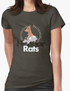 Hangar Rats Womens Fitted T-Shirt